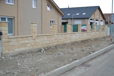 Betónový plot 04